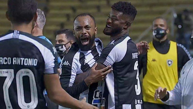 Gol de Chay - Botafogo x Vitória