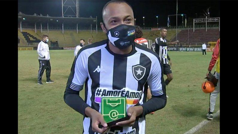 Chay em Botafogo x Vitória   Série B do Campeonato Brasileiro 2021