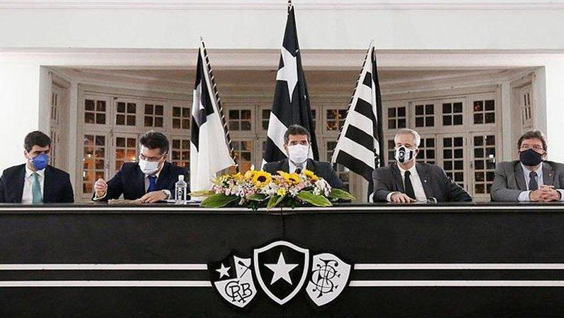 Conselho Deliberativo do Botafogo em 2021