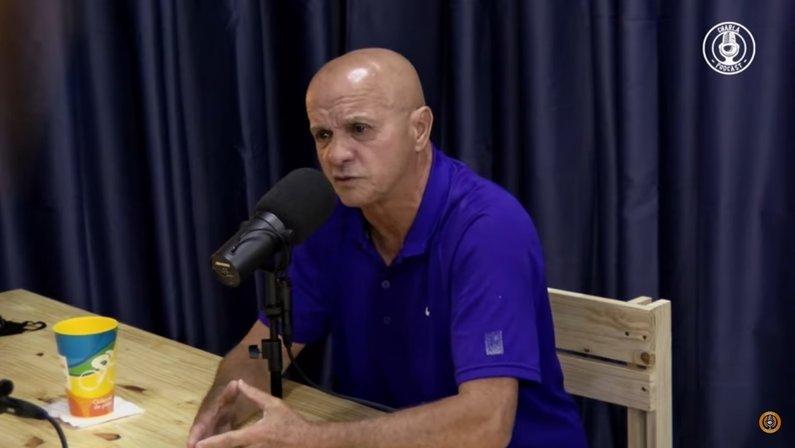 Dé Aranha, ex-jogador e ex-técnico do Botafogo