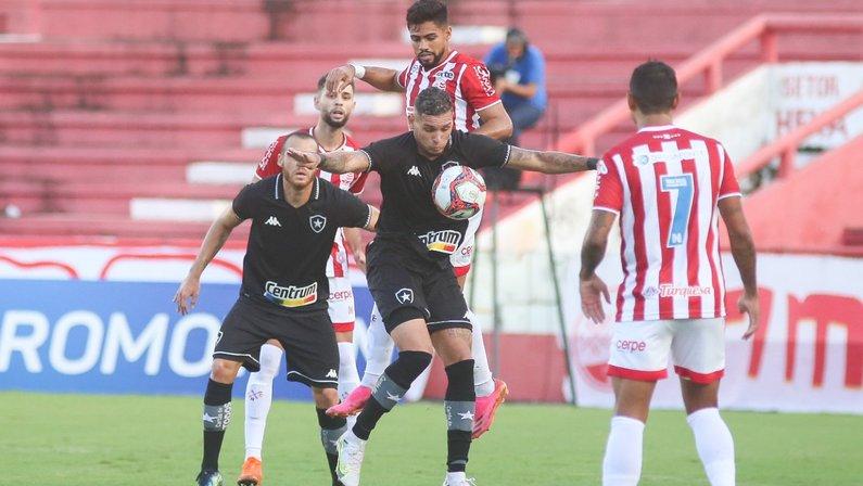 Rafael Navarro - Náutico x Botafogo - Série B