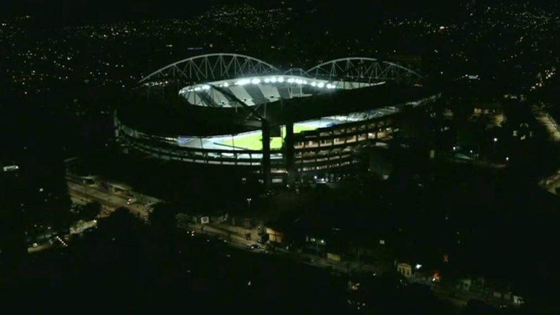 Estádio Nilton Santos em Argentina x Chile | Copa América 2021