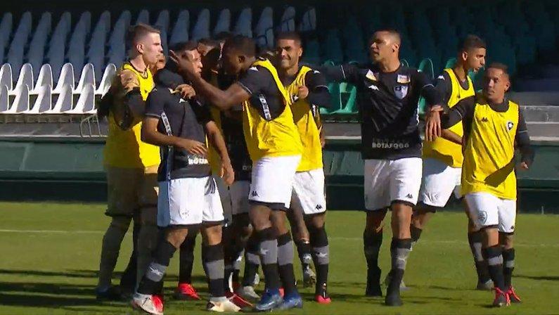 Gol de Wendel - Coritiba x Botafogo - Final Copa do Brasil Sub-20