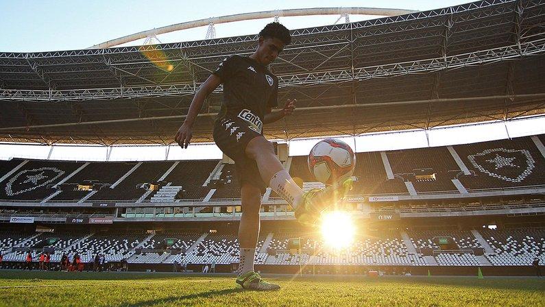 Paulo Victor, o PV - Botafogo