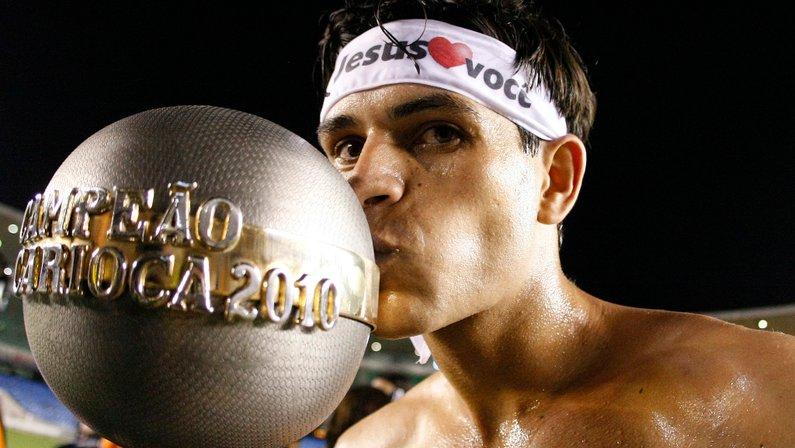 Fahel - Botafogo - Campeonato Carioca 2010
