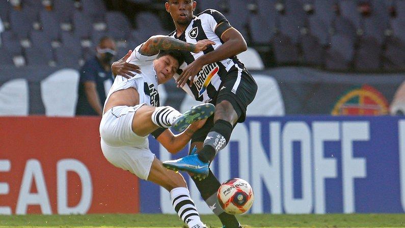 Botafogo e Vasco fazem clássico carioca pela primeira vez na Série B do Brasileiro