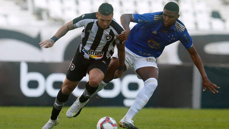 Botafogo visita o Cruzeiro pela Série B por mais afirmação no G-4