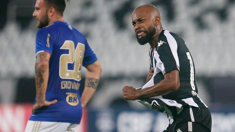 Chay - Botafogo x Cruzeiro
