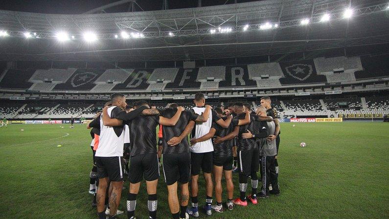 Com Enderson, Botafogo precisa de aproveitamento de 66,6% para sonhar com Série A