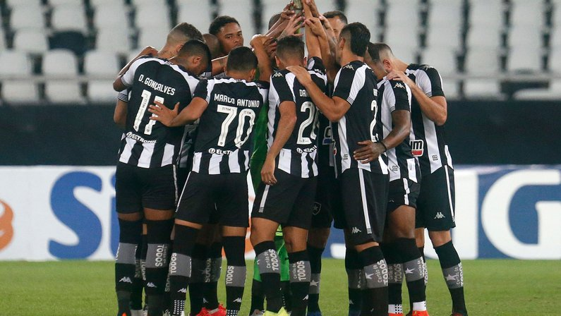 Elenco - Botafogo x CSA