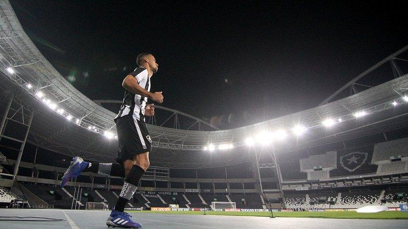 Gilvan - Botafogo x CSA