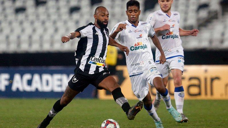 Chay - Botafogo x CSA
