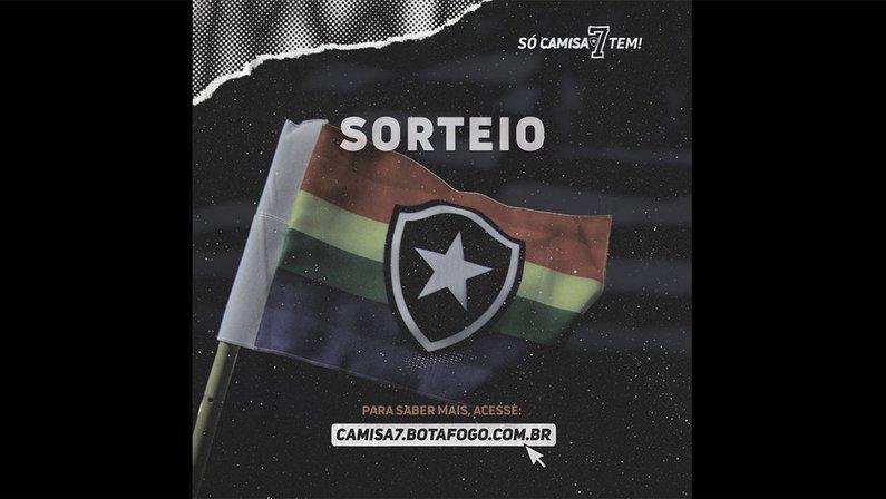 Botafogo sorteará bandeirinha de escanteio usada na partida contra o Vitória