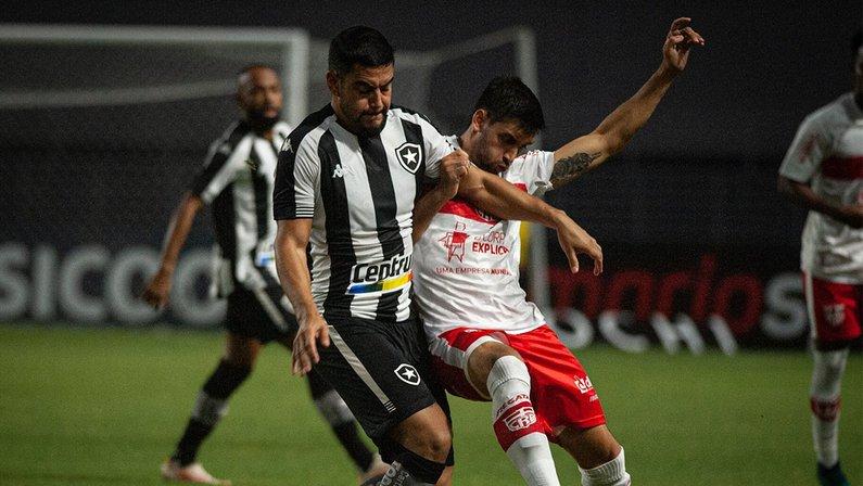 Barreto - CRB x Botafogo