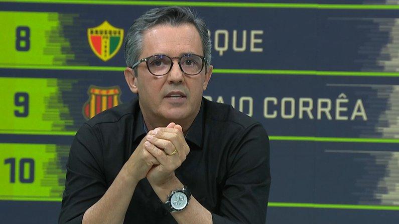 Carlos Eduardo Lino - Confiança x Botafogo