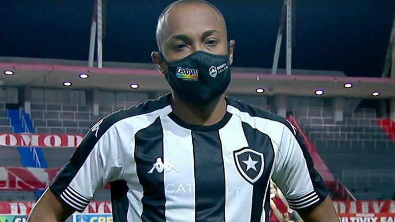 Chay em CRB x Botafogo   Série B do Campeonato Brasileiro 2021