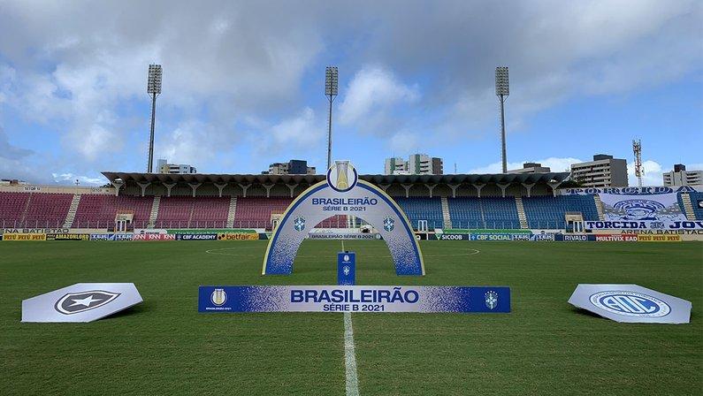 Batistão - Confiança x Botafogo
