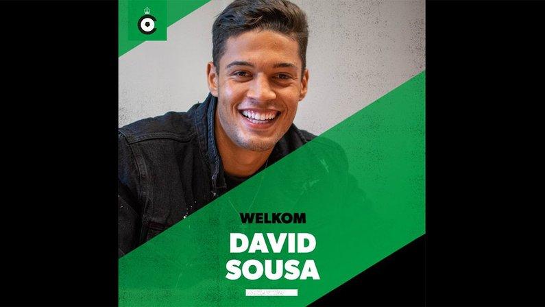Sousa, do Botafogo, é anunciado como reforço do Cercle Brugge (BEL)