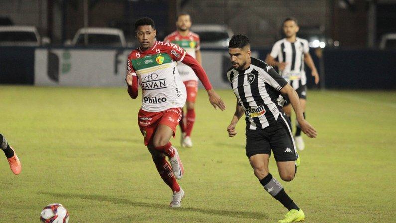 Daniel Borges - Brusque x Botafogo