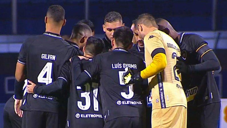 Elenco - Avaí x Botafogo - Série B