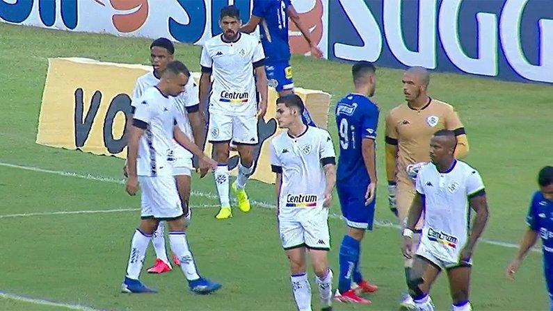 Elenco (jogadores) em Confiança x Botafogo   Série B do Campeonato Brasileiro 2021