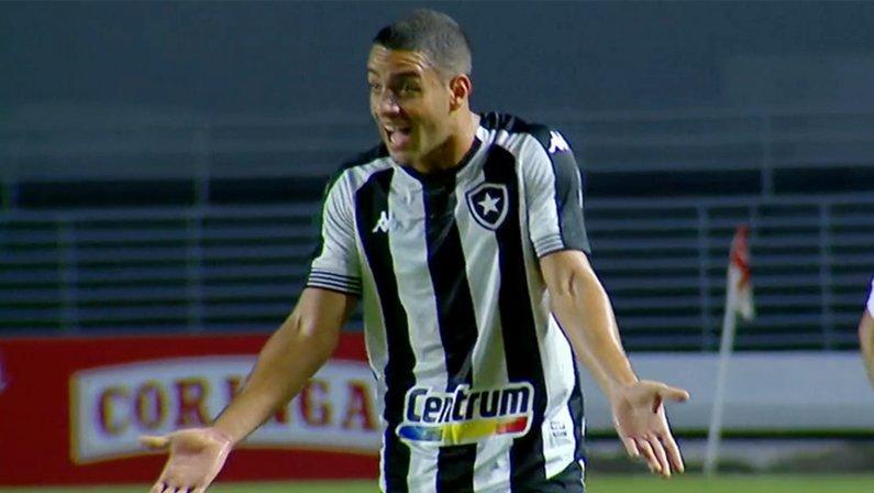 Felipe Ferreira em CRB x Botafogo | Série B do Campeonato Brasileiro 2021
