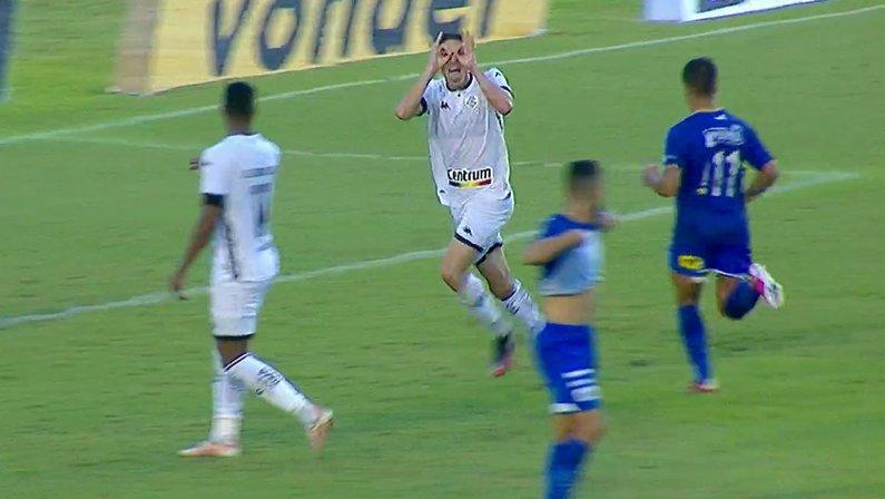 Gol de Romildo - Confiança x Botafogo