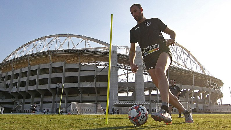Joel Carli - Botafogo