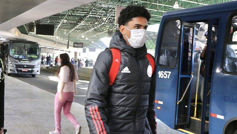 Paulo Victor PV - Internacional