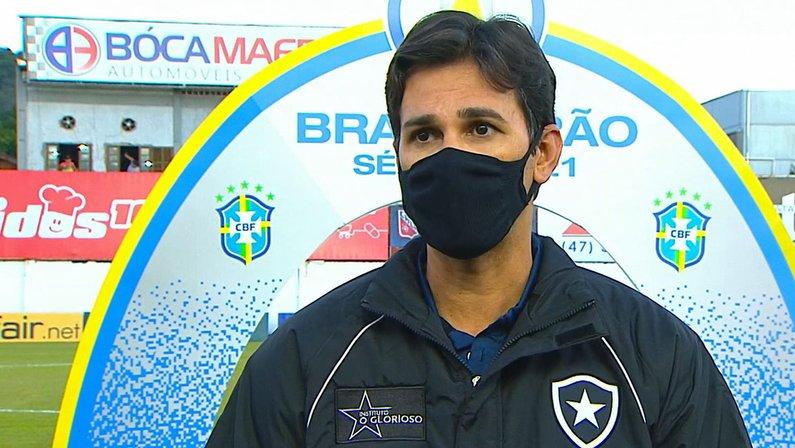Ricardo Resende - Brusque x Botafogo