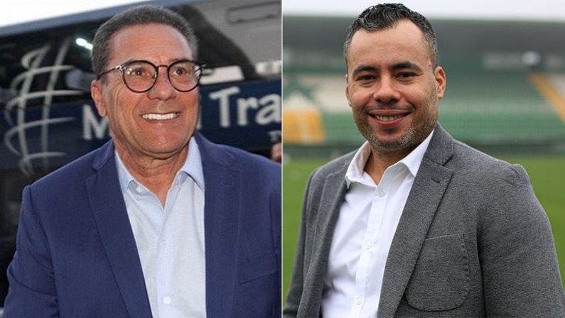 Vanderlei Luxemburgo e Jair Ventura são preferidos da torcida do Botafogo para o lugar de Marcelo Chamusca