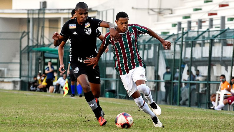 Vitor Marinho - Fluminense x Botafogo - Campeonato Carioca Sub-20