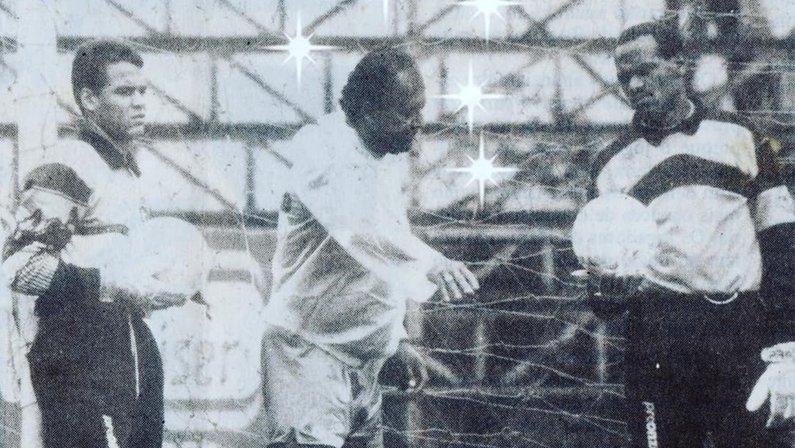 Ubirajara Dias, o Bira, ex-goleiro e ex-preparador de goleiros do Botafogo