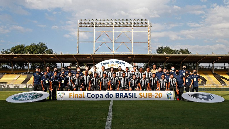 Elenco - Final da Copa do Brasil Sub-20