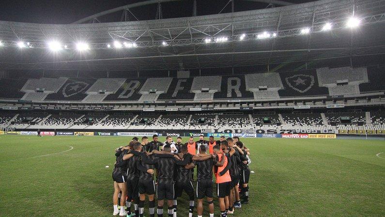 Consistência: Botafogo fica sem levar gols em três jogos seguidos pela primeira vez na temporada