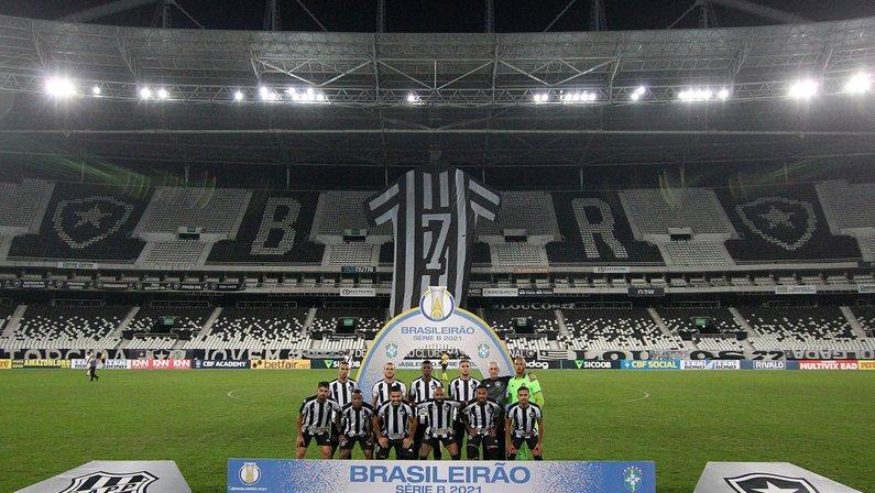 Pitacos: apoio da torcida; Kevin; Botafogo é outro e dá gosto de ver com Enderson Moreira