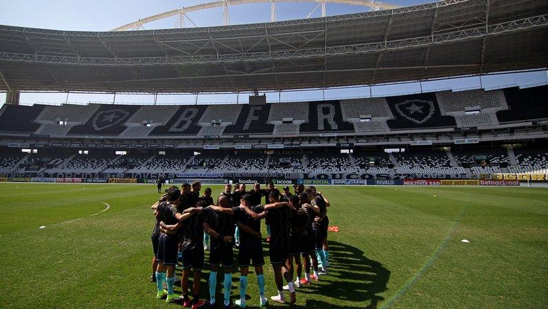 Documentário sobre Botafogo negocia com plataforma e ajuda clube na captação de patrocinadores