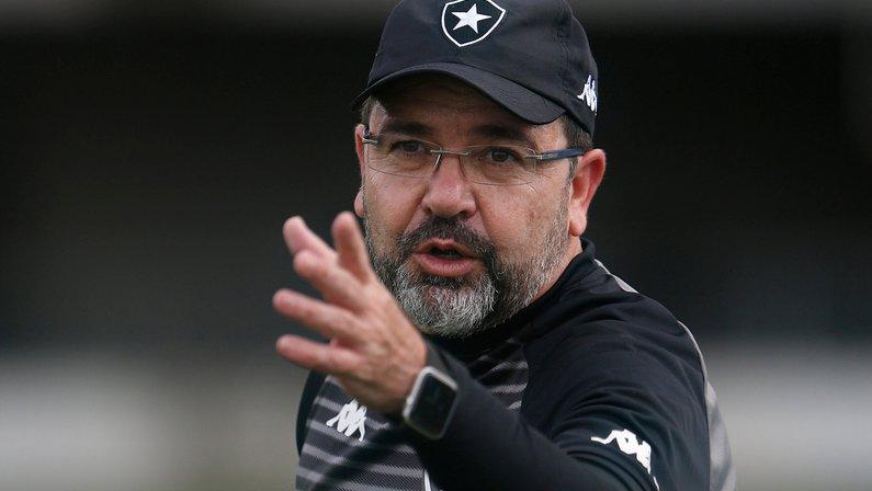 Botafogo: Enderson Moreira era entusiasta da contratação de Fernandão
