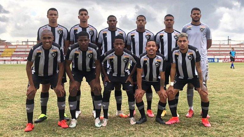 Bangu x Botafogo - Campeonato Carioca Sub-20