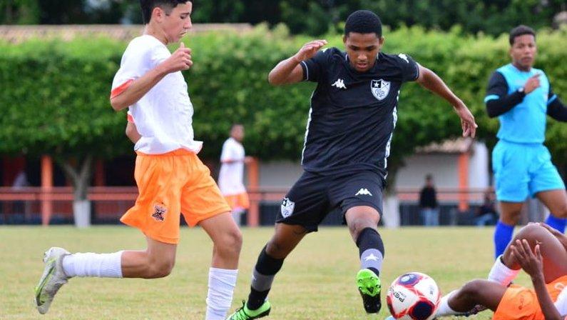 Nova Iguaçu x Botafogo - Campeonato Carioca Sub-15