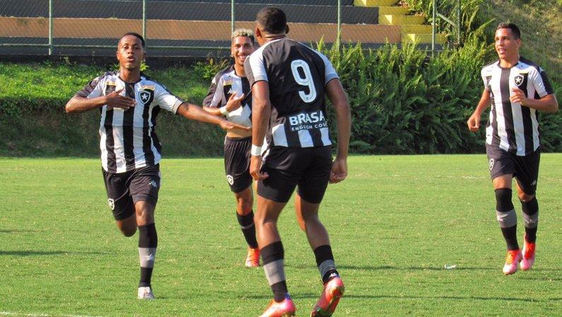 Ryan - Botafogo x Resende - Campeonato Carioca Sub-20