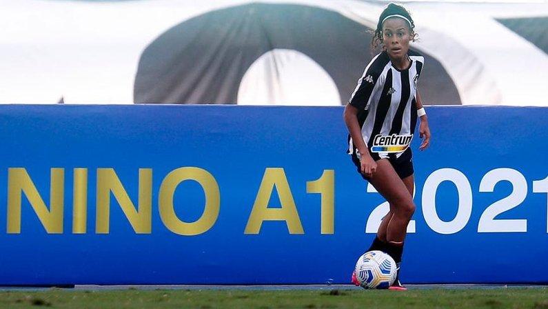 Emily Botafogo Futebol Feminino