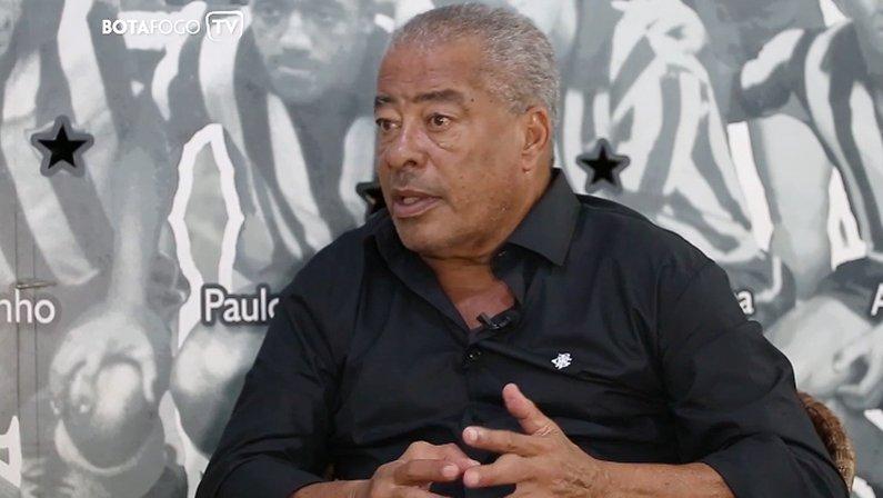 Jairzinho Furacão, ídolo do Botafogo e da Seleção Brasileira