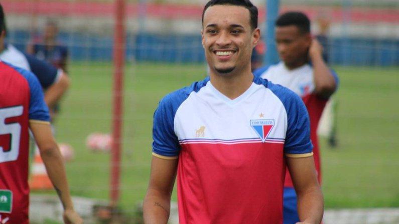 Luiz Henrique, do Fortaleza, interessa ao Botafogo
