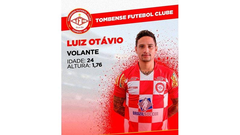 Luiz Otávio, ex-Botafogo, é anunciado pelo Tombense