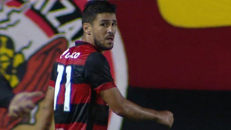 Marcinho em Vitória x Vasco | Série B do Campeonato Brasileiro 2021