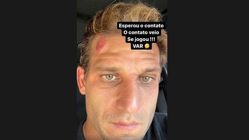 Rafael Moura reclama do VAR após Botafogo x Vila Nova | Série B do Campeonato Brasileiro 2021