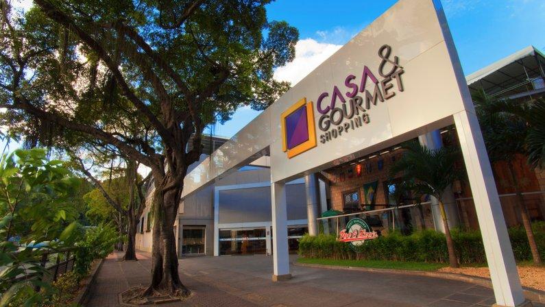 Shopping Casa & Gourmet, alugado do Botafogo