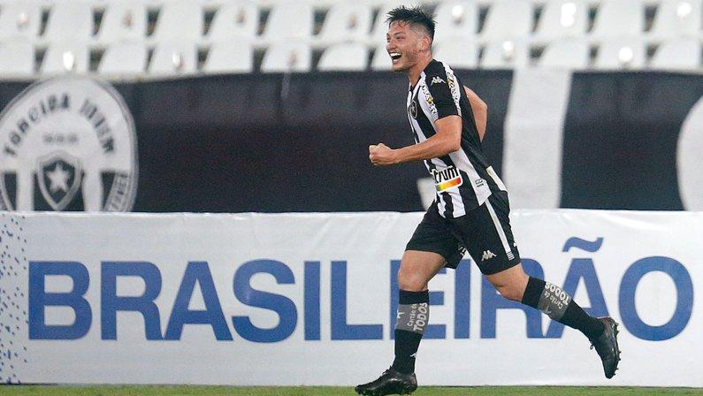 (Como assim?) Árbitro de Botafogo x Sampaio Corrêa tira de Luís Oyama e anota gol contra na súmula