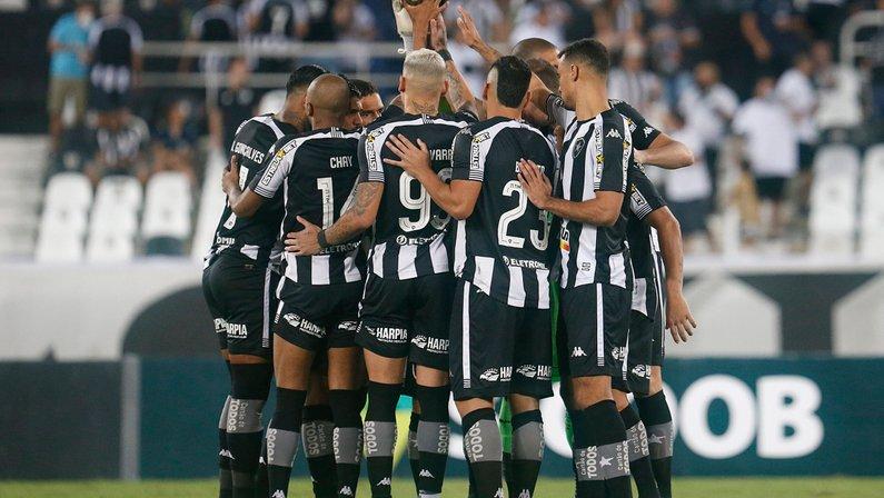 Botafogo dá resposta positiva após derrota, volta aos trilhos e continua caminho para o acesso